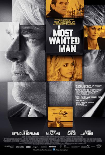 Un homme très recherché (2014)