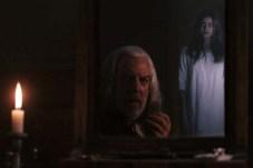 Donald Sutherland et Rachel Hurd-Wood dans American Haunting (2005)