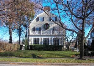 La maison du 112 Ocean Avenue à Amityville, en décembre 2005.