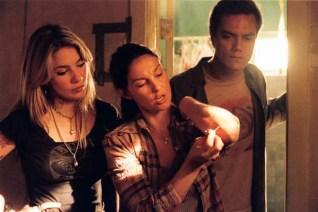 Ashley Judd, Michael Shannon, et Lynn Collins dans Bug (2006)