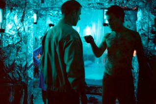 Brían F. O'Byrne et Michael Shannon dans Bug (2006)