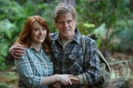 Robert Redford et Bryce Dallas Howard dans Peter et Elliott le dragon (2016)