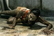 Jessica Lucas dans Evil Dead (2013)