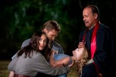 Chad Michael Murray, Lance E. Nichols, Abigail Spencer, et Emily Alyn Lind dans Ghosts of Georgia (2013)