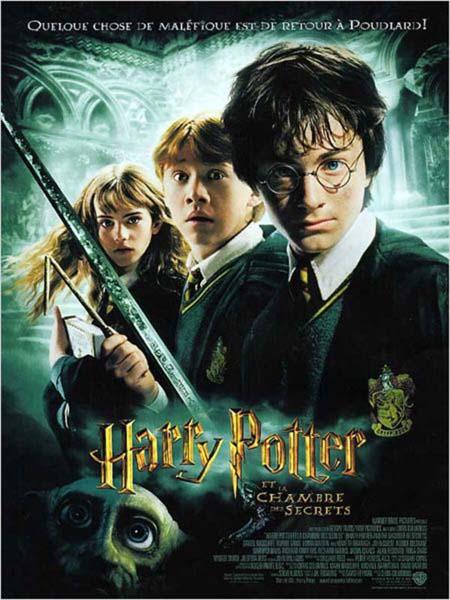 Harry Potter et la chambre des secrets (2002)