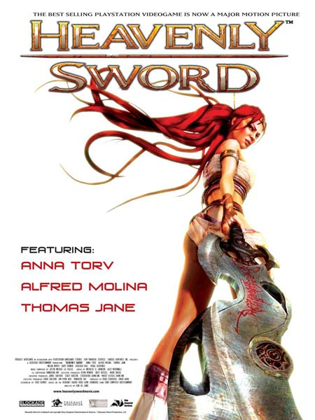 Heavenly Sword (2014)