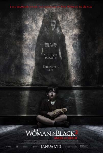 La dame en noir 2: L'ange de la mort (2014)