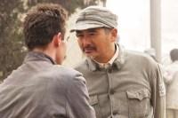 Yun-Fat Chow et Jonathan Rhys Meyers dans Les Orphelins de Huang Shi (2008)
