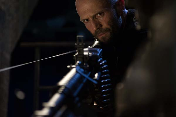 Jason Statham dans Mechanic: Resurrection (2016)