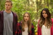 Alexander Ludwig, Nina Dobrev, et Taissa Farmiga dans Scream Girl (2015)