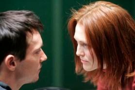 Julianne Moore et Jonathan Rhys Meyers dans Le Silence des Ombres (2010)