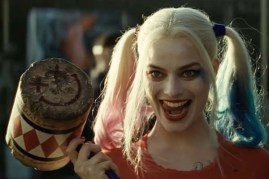 Margot Robbie dans Suicide Squad (2016)