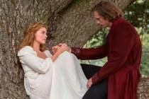 Alexander Skarsgård et Margot Robbie dans Tarzan (2016)