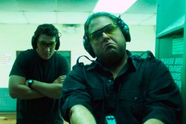 Jonah Hill et Miles Teller dans War Dogs (2016)