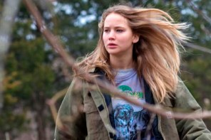 Jennifer Lawrence dans Winter's Bone (2010)