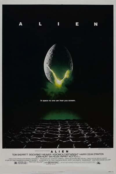 Alien - Le 8ème passager (1979)