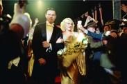 Leonardo DiCaprio et Gwen Stefani dans Aviator (2004)