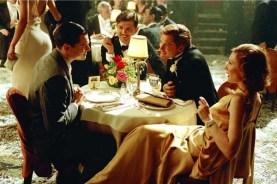 Leonardo DiCaprio, Jude Law, Cate Blanchett, et Adam Scott dans Aviator (2004)