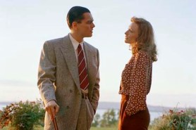 Leonardo DiCaprio et Cate Blanchett dans Aviator (2004)