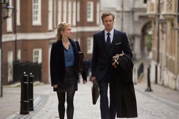 Colin Firth et Renée Zellweger dans Bridget Jones Baby (2016)