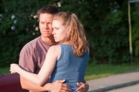Mark Wahlberg et Amy Adams dans Fighter (2010)