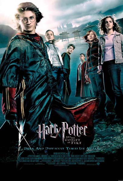 Harry Potter et la Coupe de Feu (2005)