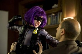 Chloë Grace Moretz dans Kick-Ass (2010)