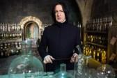 Alan Rickman dans Harry Potter et l'ordre du Phénix (2007)