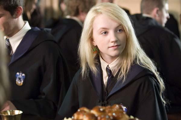 Evanna Lynch dans Harry Potter et l'ordre du Phénix (2007)