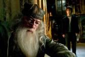 Michael Gambon dans Harry Potter et la coupe de feu (2005)