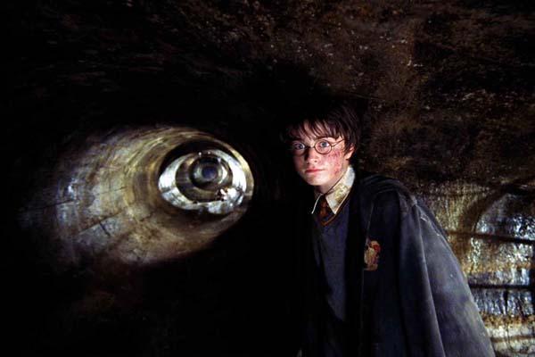 Daniel Radcliffe dans Harry Potter et la chambre des secrets (2002)