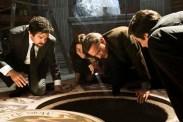 Tom Hanks, Pierfrancesco Favino, David Pasquesi, et Ayelet Zurer dans Anges & démons (2009)