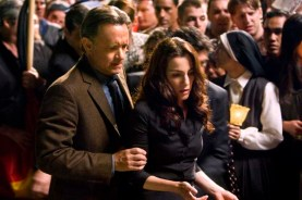 Tom Hanks et Ayelet Zurer dans Anges & démons (2009)