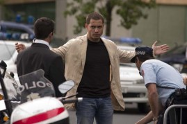 Edgar Ramírez dans Angles d'attaque (2008)