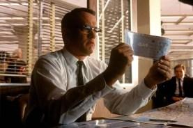 Tom Hanks dans Arrête-moi si tu peux (2002)