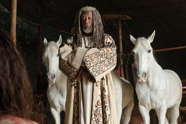 Morgan Freeman dans Ben-Hur (2016)