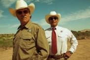 Jeff Bridges et Gil Birmingham dans Comancheria (2016)