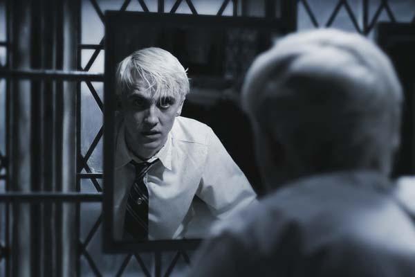 Tom Felton dans Harry Potter et le prince de sang-mêlé (2009)