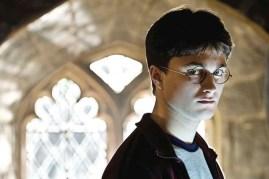 Daniel Radcliffe dans Harry Potter et le prince de sang-mêlé (2009)