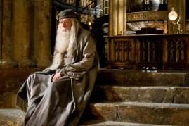 Michael Gambon dans Harry Potter et le prince de sang-mêlé (2009)