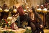 Jake Gyllenhaal et Ronald Pickup dans Prince of Persia: Les sables du temps (2010)