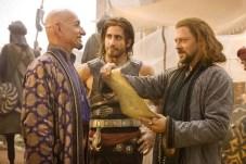 Ben Kingsley et Jake Gyllenhaal dans Prince of Persia: Les sables du temps (2010)