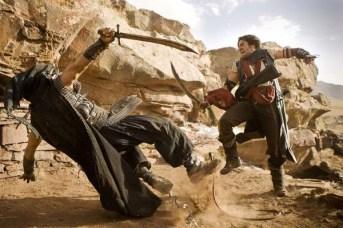 Jake Gyllenhaal dans Prince of Persia: Les sables du temps (2010)