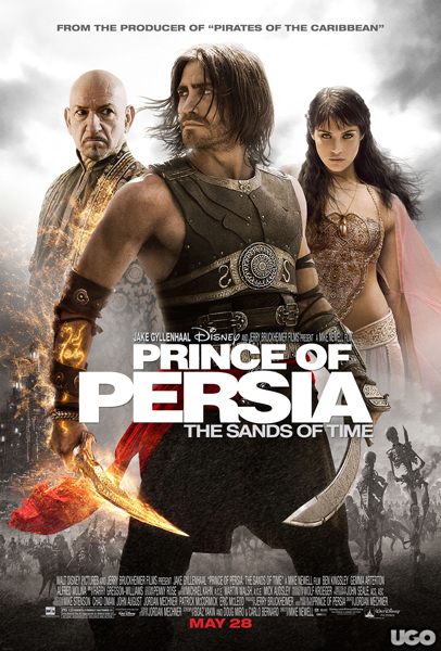 Prince of Persia: Les Sables du Temps (2010)