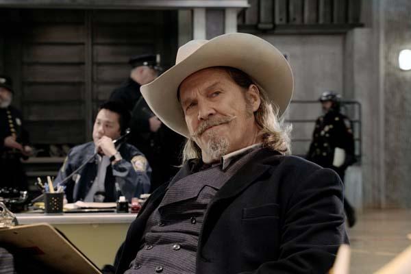 Jeff Bridges dans R.I.P.D. Brigade fantôme (2013)
