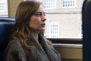 Emily Blunt dans La fille du train (2016)