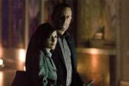 Jean Reno et Audrey Tautou dans Da Vinci Code (2006)