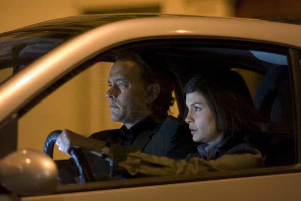 Tom Hanks et Audrey Tautou dans Da Vinci Code (2006)