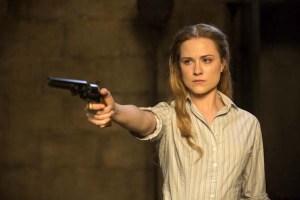 Evan Rachel Wood dans Westworld (2016)