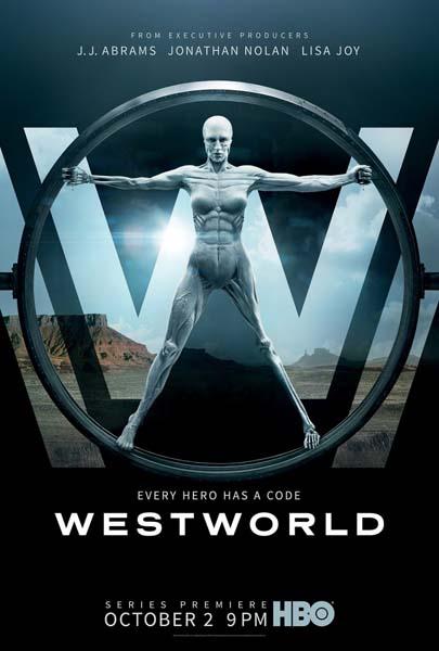 Westworld - Saison 1 (2016)